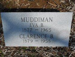 Eva Lena <i>Barnhill</i> Muddiman