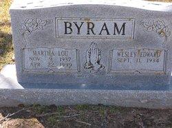 Martha Lou Byram
