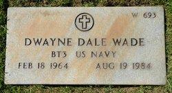 Dwayne Dale Wade