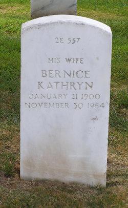 Bernice Kathryn White