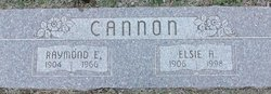 Elsie A. Cannon