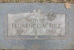 Florence M <i>Richmond</i> Hill