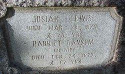 Josiah Lewis