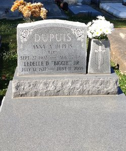 Ledelle David Biggie Dupuis, Jr