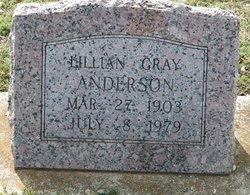 Lillian <i>Gray</i> Anderson
