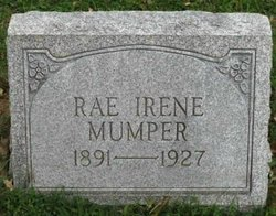 Rae Irene <i>Fink</i> Mumper