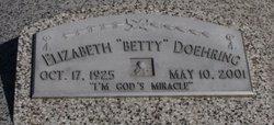 Elizabeth Lee Betty <i>Canning</i> Doehring