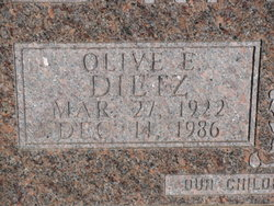 Olive Elizabeth <i>Dietz</i> Applebee