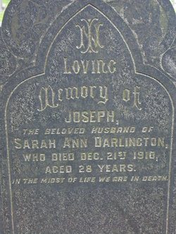 Joseph Darlington
