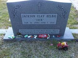 Jackson Clay Jack Helbig