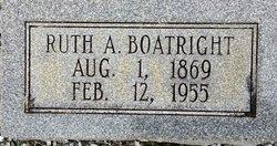 Ruth <i>Aspinwall</i> Boatright