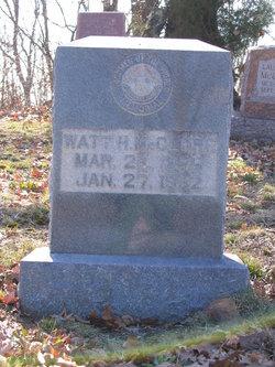 Watt H. McClure