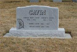 Sarah Lenora <i>Yeager</i> Cavin