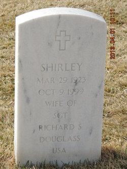 Shirley Douglass