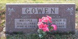 Neoma <i>Foreman</i> Gowen