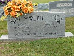 Nellie Mae Webb