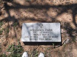 William Leville Carr