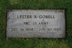 Lester R Gobell