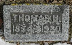 Thomas H Weirick