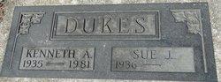 Kenneth A Dukes