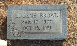 Eugene Brown