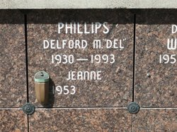 Delford M Phillips