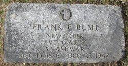 Frank Edmunds Bush