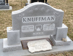Cyril Duane Cy Knuffman