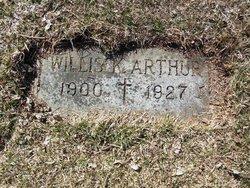 Willis K Arthur