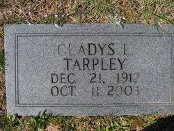 Gladys <i>Ledford</i> Tarpley