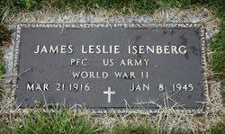 PFC Leslie Isenberg