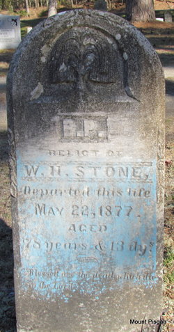 Bethunia Perkins <i>Johnson</i> Stone