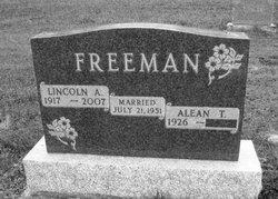 Lincoln A Freeman