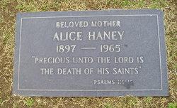 Alice Haney