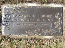 Dorothy Helen <i>English</i> Turner