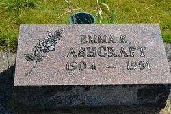 Emma E Ashcraft