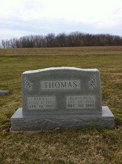 Blanche E. Thomas