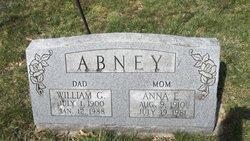 William Gable Abney