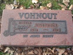 Josephine T. Josie <i>Kazimour</i> Vohnout