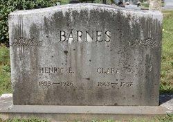 Henry Eaton Barnes