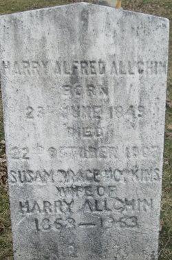 Susan Brace <i>Hopkins</i> Allchin