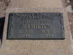 Gary Kent Hamilton
