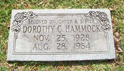 Dorothy Ruth <i>Goodman</i> Hammock