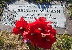 Beulah Myrtel <i>Welliver</i> Cash