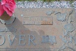 Gussie Izora <i>Jones</i> Hoover