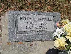 Betty L <i>Qualls</i> Jarrell
