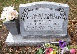 Addie Marie <i>Fenley</i> Arnold