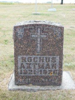 Rochus Axtman