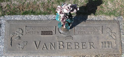 C. Irvin VanBeber