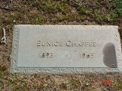 Eunice Chaffee